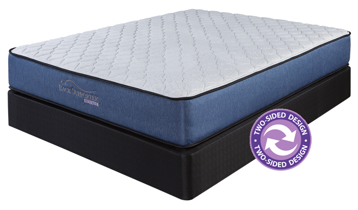 Back Supporter Flex Tight Top Mattress